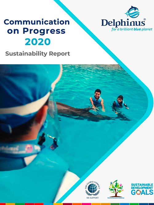 Delphinus COP 2020 Sstainability Report