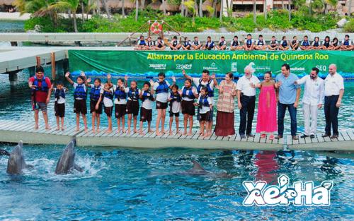 Delphinus-swim-with-dolphins-in-xel-ha-education