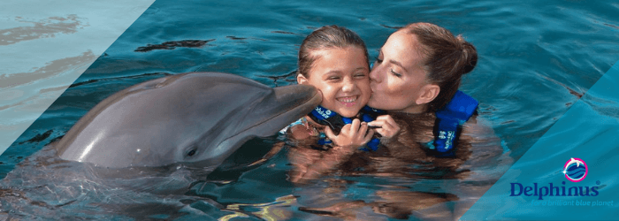 Delphinus kiss