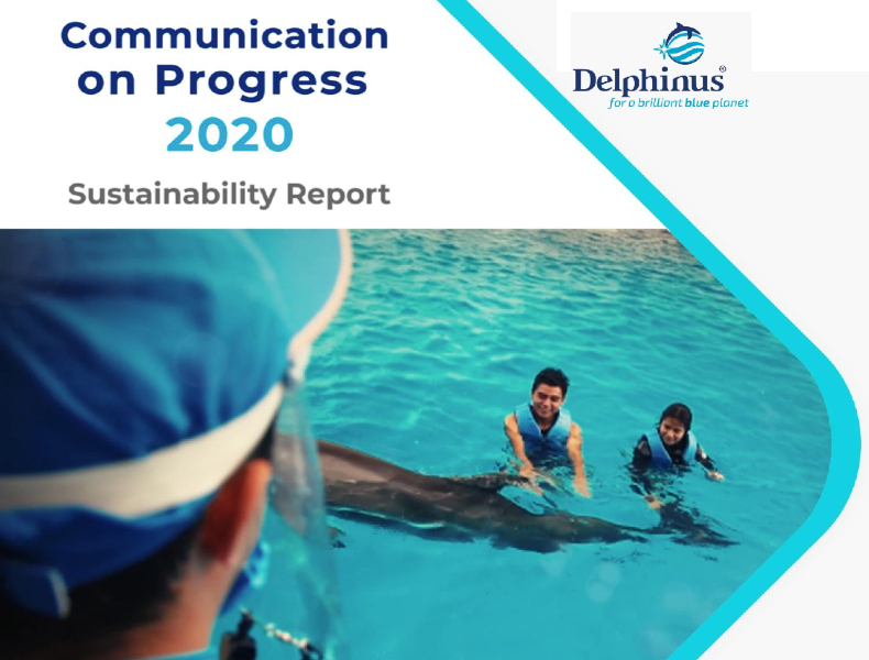 COP 2020 Delphinus Sustainability Report