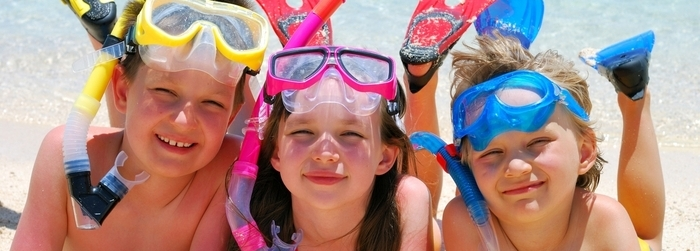 4 things to have family fun in Cancun