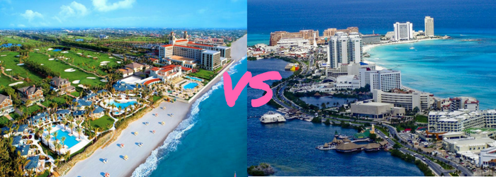 Swimming with dolphins… Florida or Cancun?