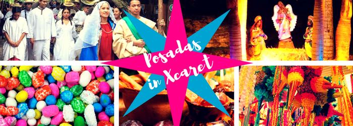 Celebrate the Posadas on Xcaret