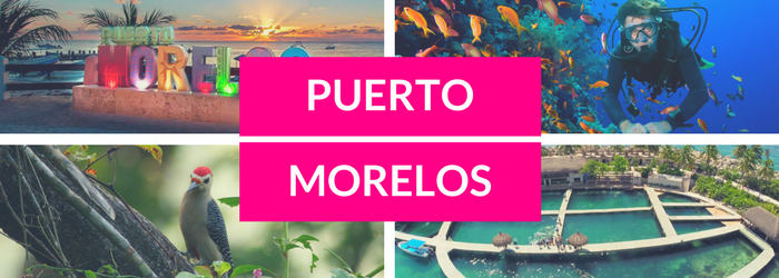 Puerto Morelos: more than a fishing town