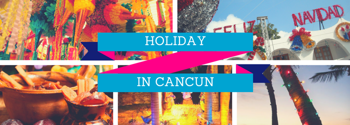 Spend holiday season in Cancun