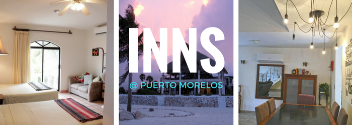 10 inns and B&Bs in Puerto Morelos, for adventurous travelers