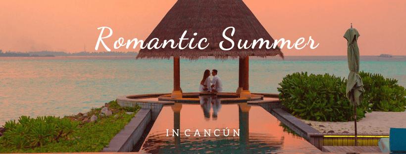 Delphinus Cancun summer romance