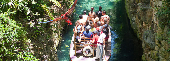 Do you know about the all inclusive Xcaret package?