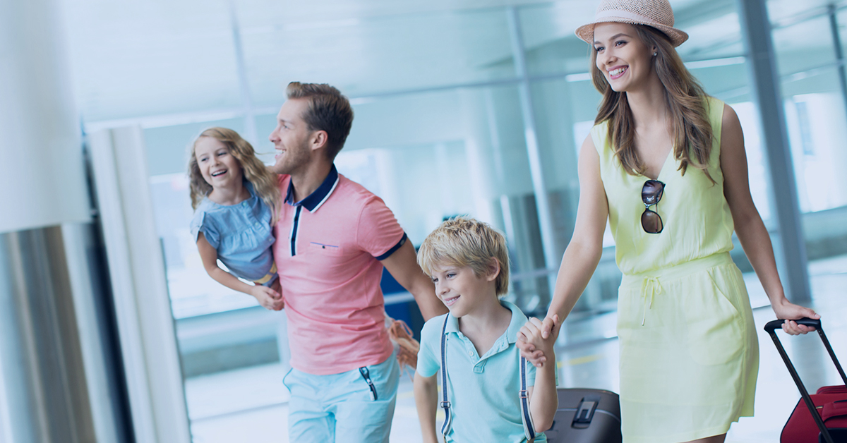 travel with your family during COVID-19