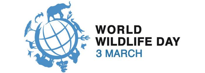 March 3; World Wildlife Day